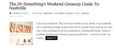 http://forevertwentysomethings.com/2016/06/02/20-something-getaway-guide-to-nashville/