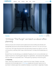 http://www.hpnucleus.com/index.php/2016/05/02/10-things-the-purge-can-teach-us-about-office-planning/
