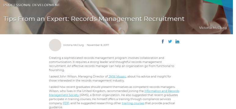 http://infogoto.com/tips-from-an-expert-records-management-recruitment/